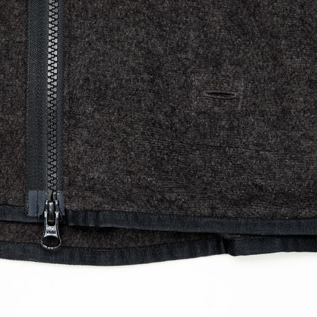 《BROOXON》 LINER Fleece Jacket - GRAY