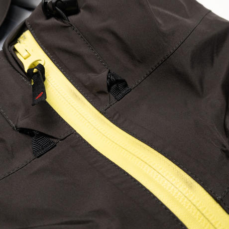 【Tilak】STORM Jacket_Carbon/LemonZipper_Sサイズ※Salesman Sample
