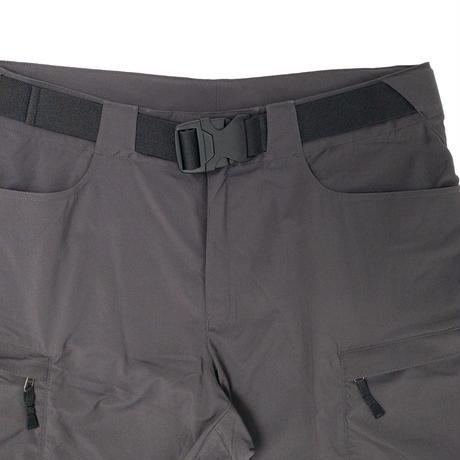 【Tilak+POUTNIK】Crux LT Shorts_Carbon