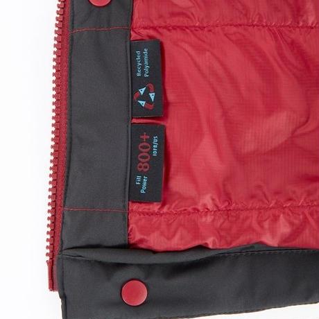 【Klattermusen】 Atle 2.0 Jacket M's -BurntRusset/Raven