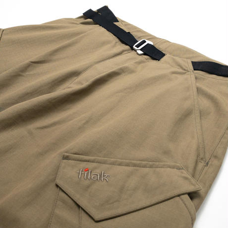 【Tilak+POUTNIK】Armor Shorts_SandBeige_Mサイズ_※SalesmanSample