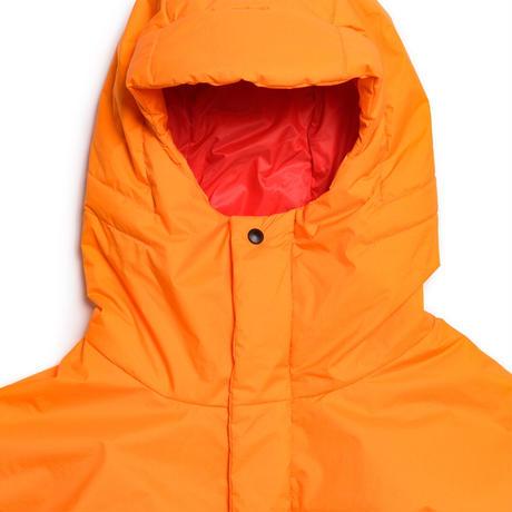 【AURA made in Poland】 Mroz Jacket_Orange_Lサイズ