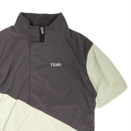 【Tilak+POUTNIK】Falco S/S_Carbon/Lt.Olive_Sサイズ_※SalesmanSample