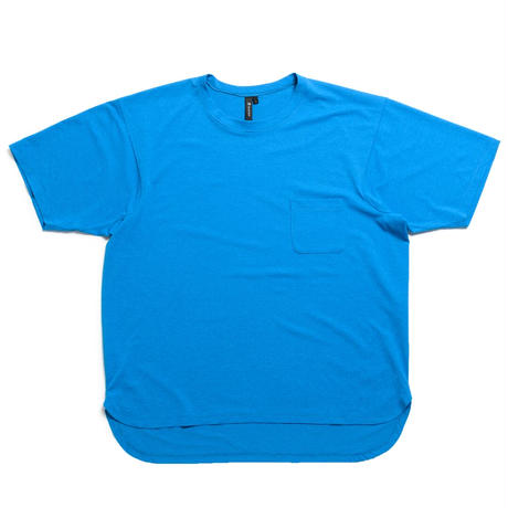【Tilak+POUTNIK】CARAT Tee S/S_Blue