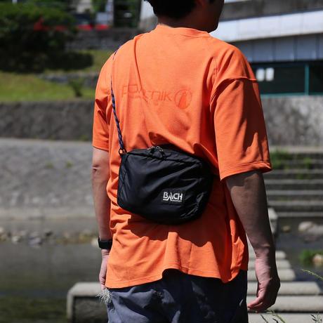 【Tilak+POUTNIK】CARAT Tee S/S_Orange