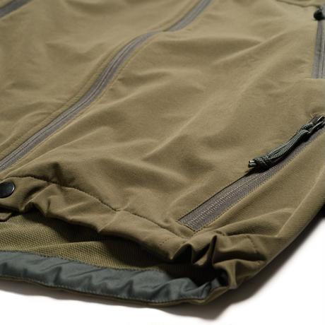 【Tilak+POUTNIK】Noshaq MiG Jacket-Khaki