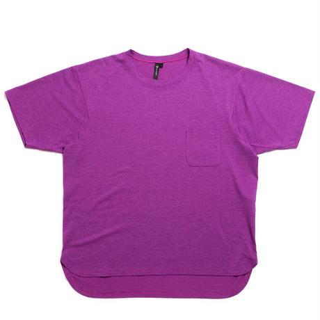 【Tilak+POUTNIK】CARAT Tee S/S_Purple