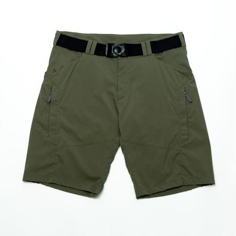 【Tilak+POUTNIK】London Shorts_Olive