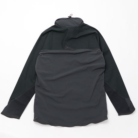 【Klattermusen】Vidblain Jacket M's_Charcoal_Mサイズ※Salesman Sample