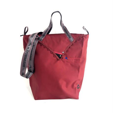 【Klattermusen】 Baggi Bag -  BurntRusset※2011年モデル