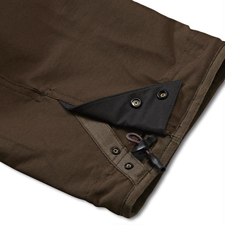 【KLATTERMUSEN】Gere 2.0 Pants Regular_DarkCoffee