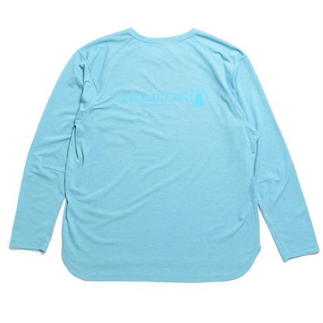 【Tilak+POUTNIK】CARAT Tee L/S  - SKY BLUE