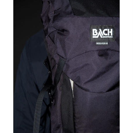 【BACH】SHIELD PLUS35 Regular - Black