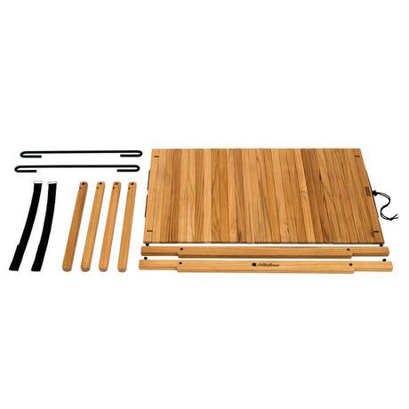 【ALLSTIME】DOOGOO TIME THE TABLE 420 teak