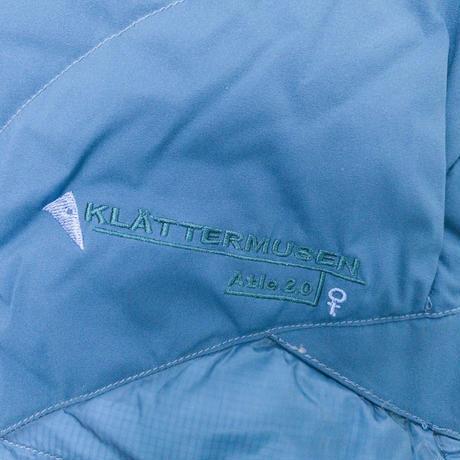 【Klattermusen】 Atle Vest W's - Sサイズ ※Salesman Sample