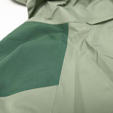 【Tilak】Asgard Jacket_LightOlive/EmeraldGreen_Lサイズ※Salesman Sample