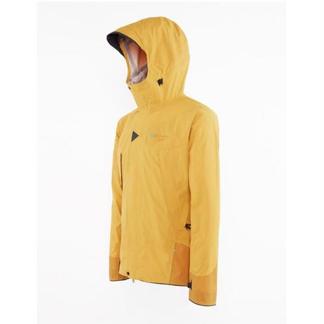 【Klattermusen】Allgron Jacket M's_Honey_Sサイズ_※Salesman Sample