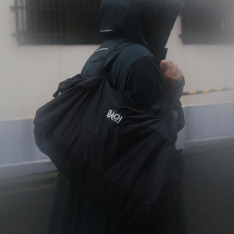 【BACH】MAGIC DUFFLE 30 Black