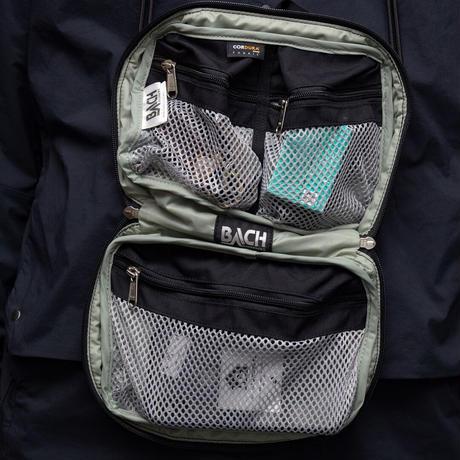 【BACH】ACCESSORY BAG M 500D-Black - gearism Exclusive