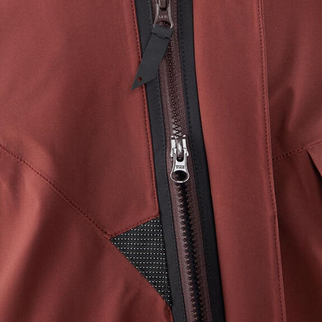 【Klattermusen】Allgron Jacket_BurntLava_Mサイズ※Salesman Sample