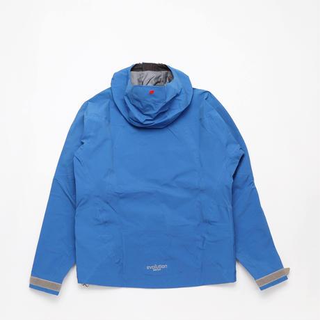 【Tilak】Evolution Jacket_SeaBlule_Mサイズ※Salesman Sample