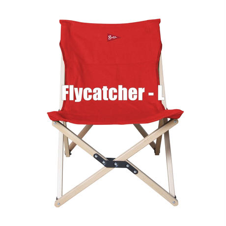 【SPATZ】Flycatcher-L_Flame Red