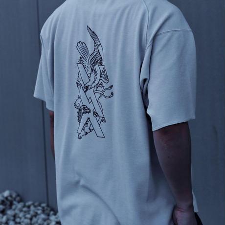 【Tilak+POUTNIK】Relax-Tee S/S 《20th anniversary Print》