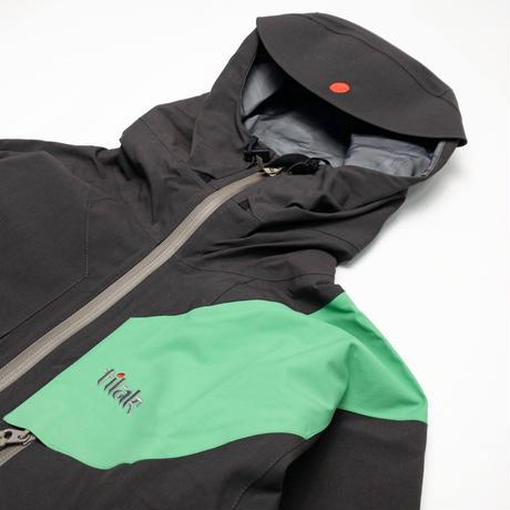 【Tilak】Evolution RPS Jacket 25th AnniversaryLimited Model_Carbon/Menthol_Sサイズ※Salesman Sample