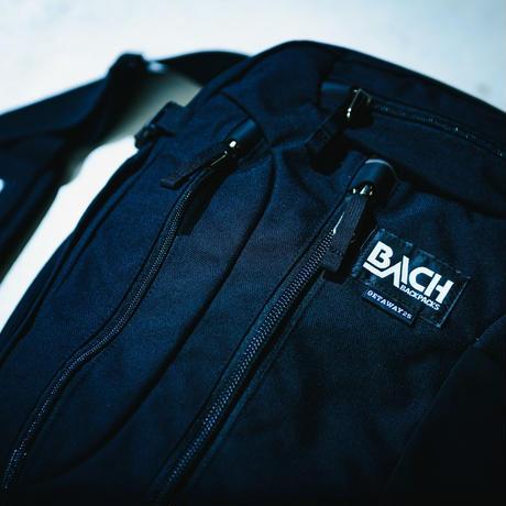 【BACH】GETAWAY25 Black
