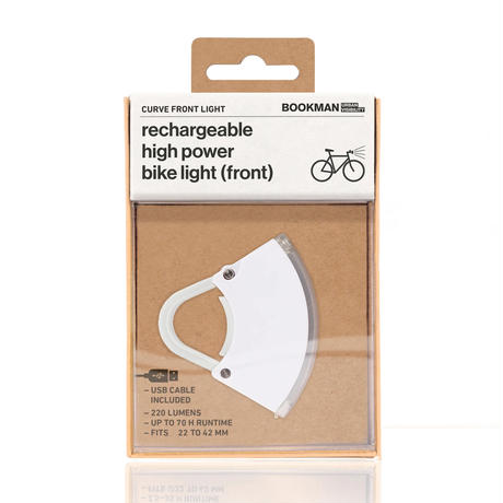 【BOOKMAN】Curve Front Light