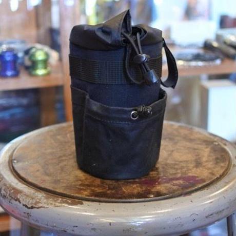 """Randi Jo Fabrications """"Pocket Tender Bag"""" ブラック"""