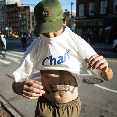 "CHARI&CO  ""SUGAR TEE Tシャツ"" ホワイト"