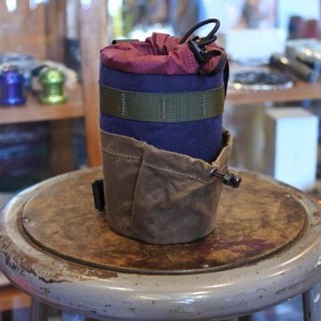 """Randi Jo Fabrications """"Pocket Tender Bag"""" ネイビー"""