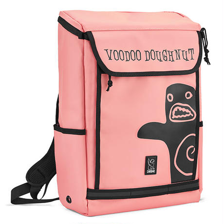 VOODOO DOUGHNUT × CHROME VOLCAN BACKPACK