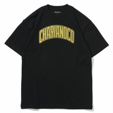 "CHARI&CO ""BRIDGE LOGO TEE"" ブラック"