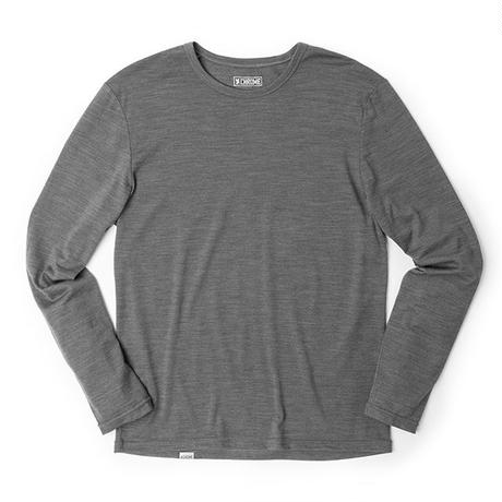 "CHROME ""MERINO LONG SLEEVE TEE"""