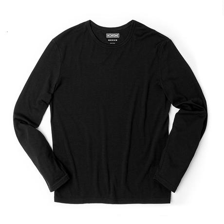 "CHROME ""MERINO LS TEE"""