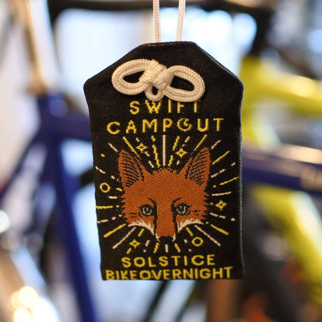 """SWIFT INDUSTRIES"" campout 2019 omamori"