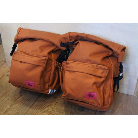 """SWIFT INDUSTRIES"" Jr. ranger panniers (rust)"