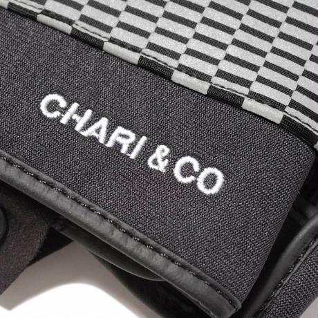 """CHARI&CO """"REFLECT BRICK CHARI&CO GLOVE"""""""
