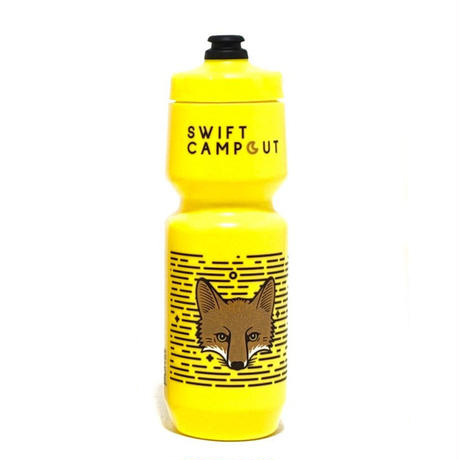 """SWIFT INDUSTRIES"" campout 2019 water bottle"