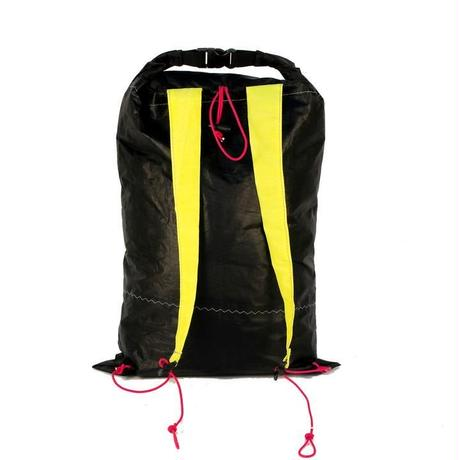 """Outer Shell  """"Foldable Backpack"""" ブラック"""