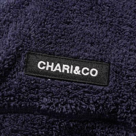 "CHARI&CO ""SAFETYGUARD FLEECE JKT"" ネイビー"