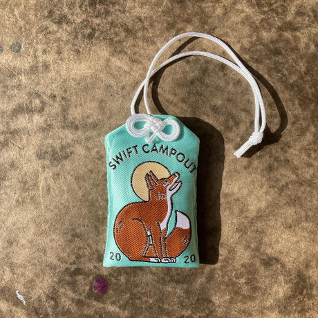 """""""SWIIFT INDUSTRIES"""" CAMPOUT2020 omamori"""