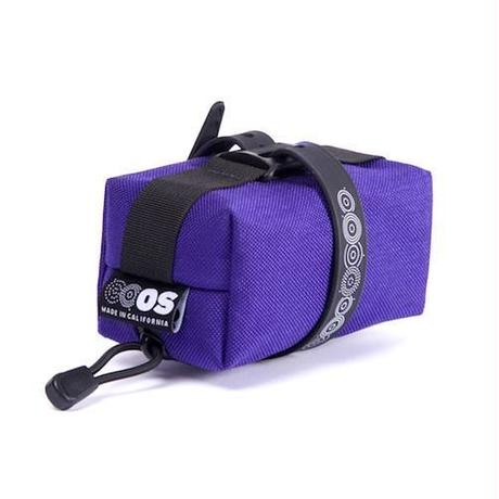 "Outer Shell ""Mini Saddlebag""   PURPLE"