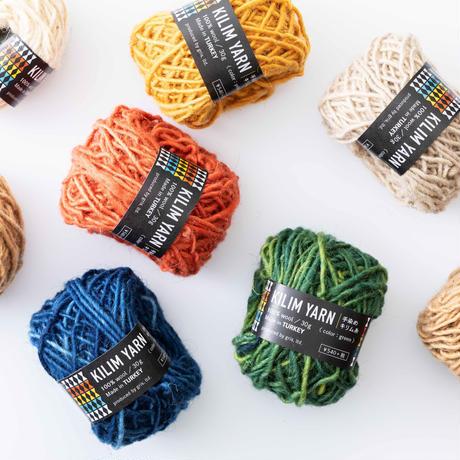 キリム織り用 毛糸
