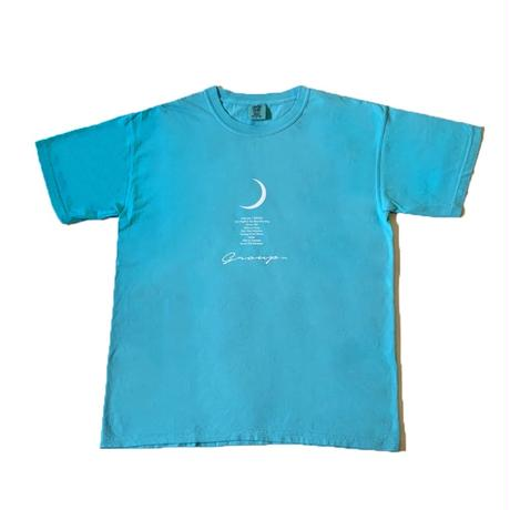 GROUP T-shirt   - Blue(送料込)