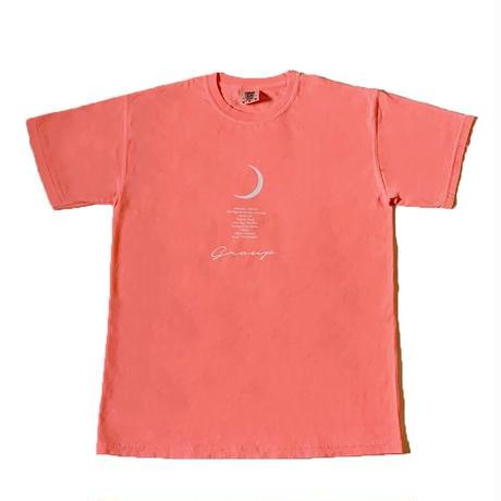 GROUP T-shirt   - Pink(送料込)