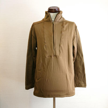 【US.Army LEVEL2 Grid Fleece  DeadStock】アメリカ軍 LEVEL2グリッドフリース DeadStock
