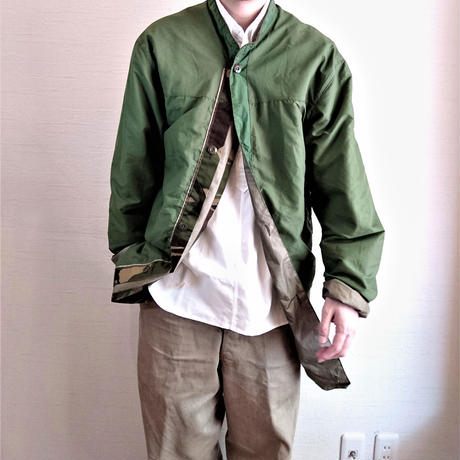 【Netherlands Army GORE-TEX Liner Coat Used】オランダ軍  ゴアテックス ライナーコート Used